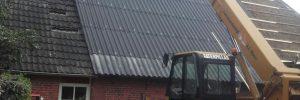Asbest dak vervangen Siegerswoude
